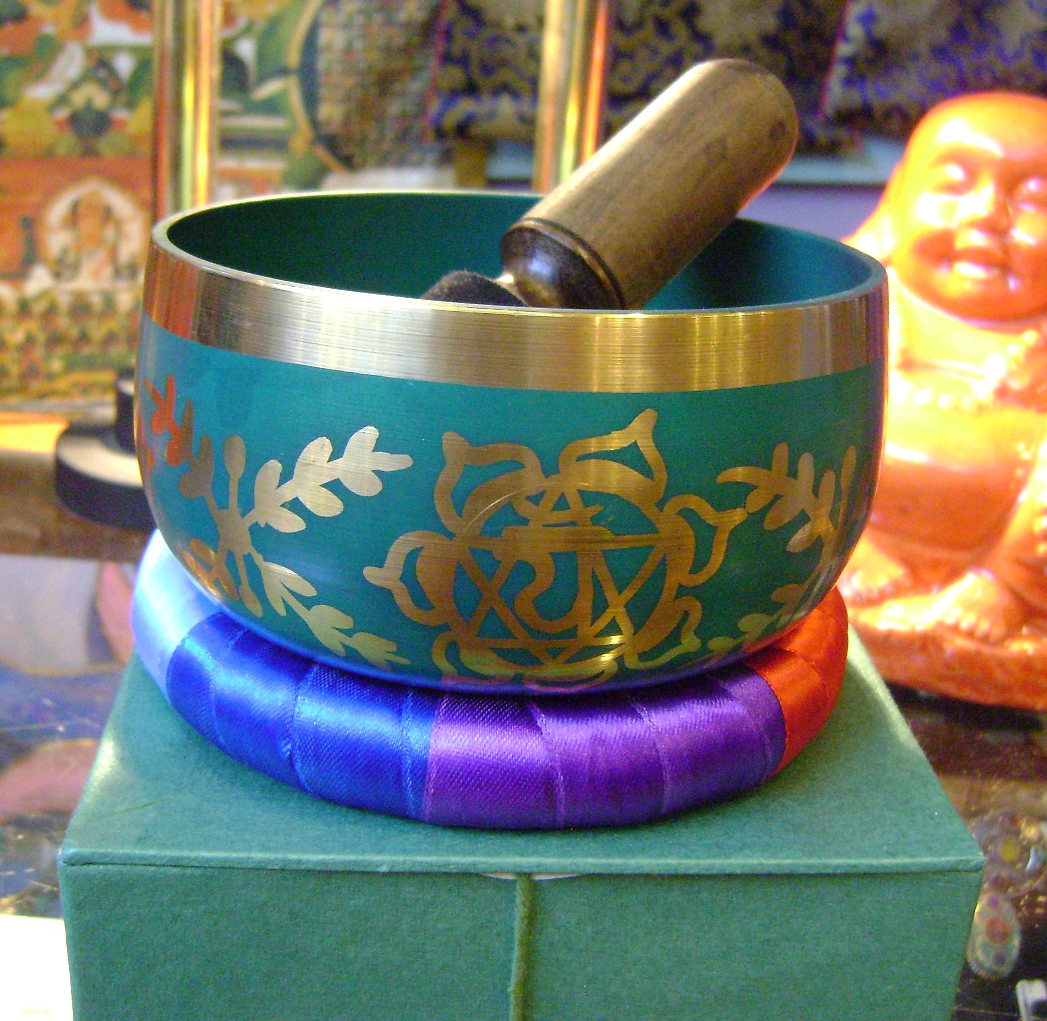 Singing Bowl Chakra