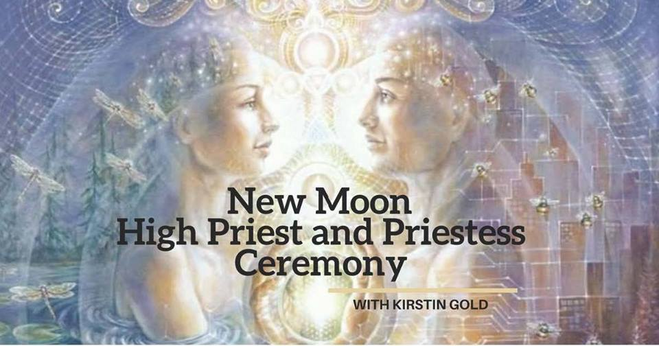 New Moon High Priest and Priestess Ceremony @ Eyes Of The World Imports