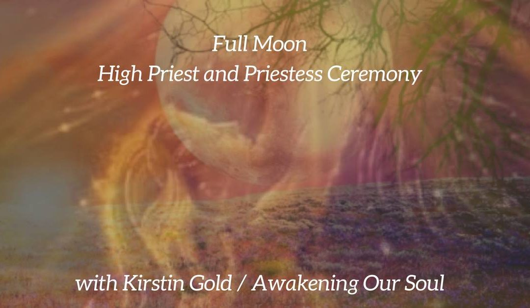 Full Moon High Priest and Priestess Ceremony @ Eyes Of The World Imports