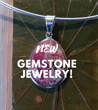 New Gemstone Jewelry!