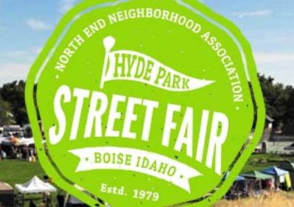 Join Us For Hyde Park Street Fair 2018 Sept 14th~16th!