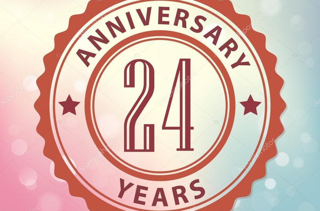 24th Anniversary Raffle! WIN WIN WIN! Oct 3rd~31st