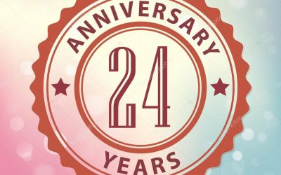 24th Anniversary Raffle! WIN WIN WIN! Oct 3rd~31st