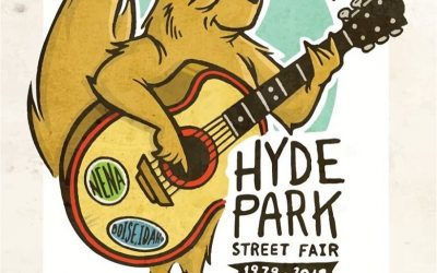 Join Us At Hyde Park Street Fair Sept 13th-15th