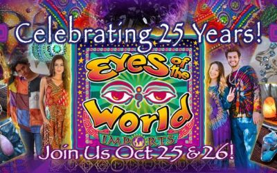 25th Anniversary Celebration ~ Psychic/Healing Fair & MORE! Oct 25th & 26th