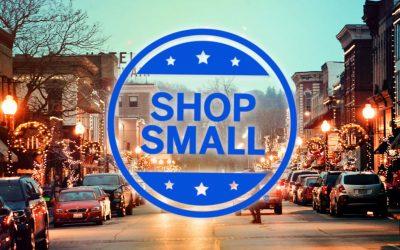 Shop Small Business Saturday ~ Nov 30th!