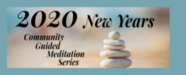 2020 New Year's Guided Meditation Series