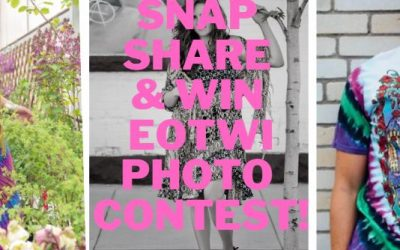 Snap Share & Win EOTWI Photo Contest!
