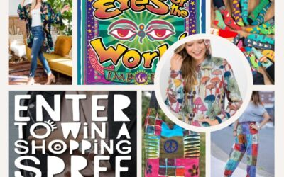 ENTER TO WIN ~  A $150 Clothing & Accessory Shopping Spree Giveaway!!